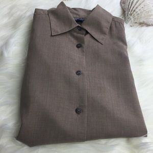 Harold's Young Men's Dress Button Down Size 4